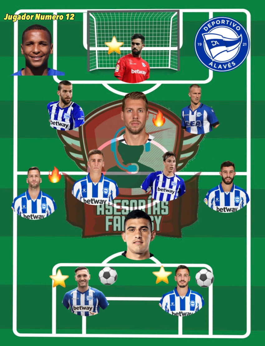 Once Tipo Alaves